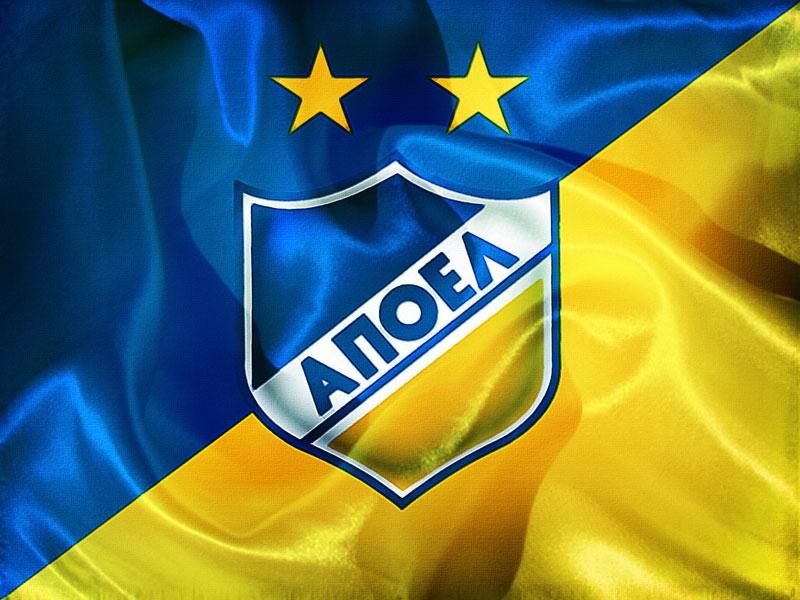 APOEL FC Symbol Wallpaper