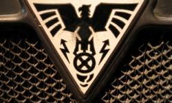 Adler Logo 3D