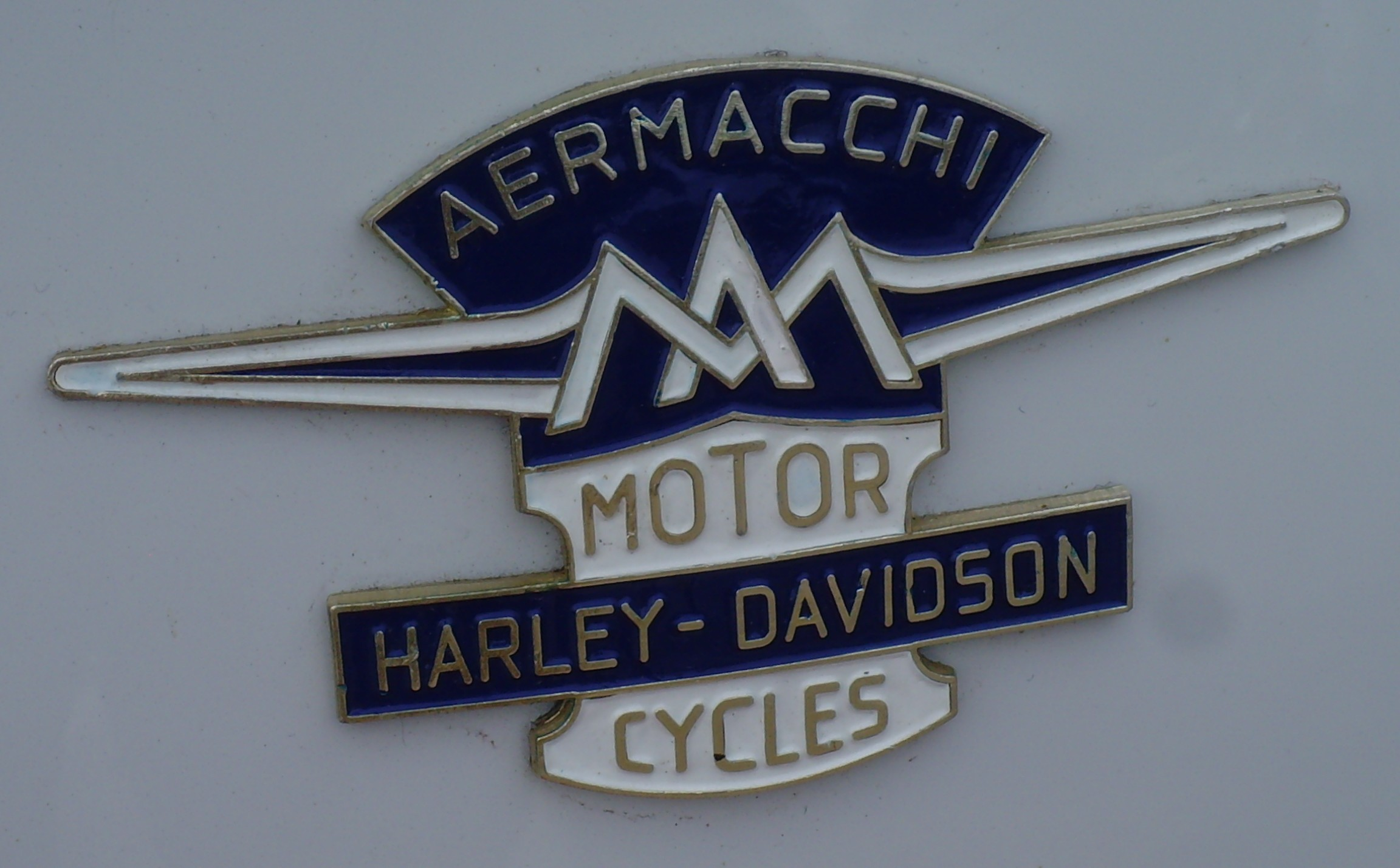 Aermacchi Logo 3D Wallpaper