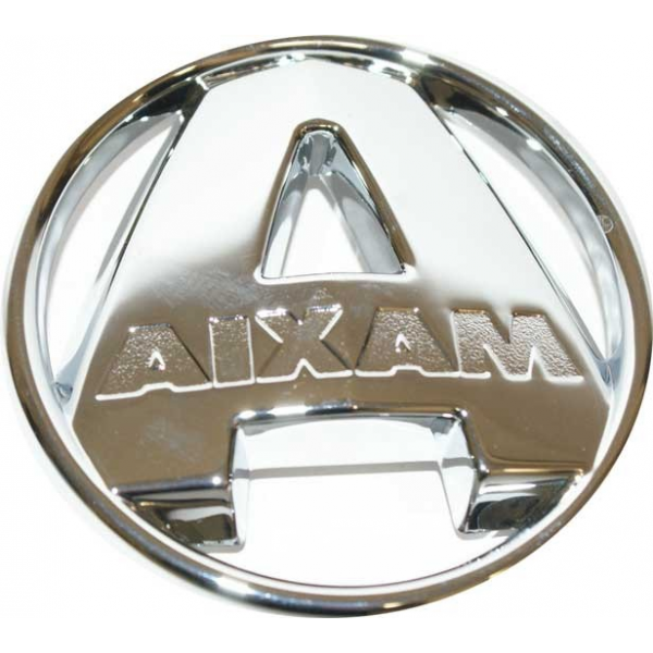 Aixam Logo 3D Wallpaper