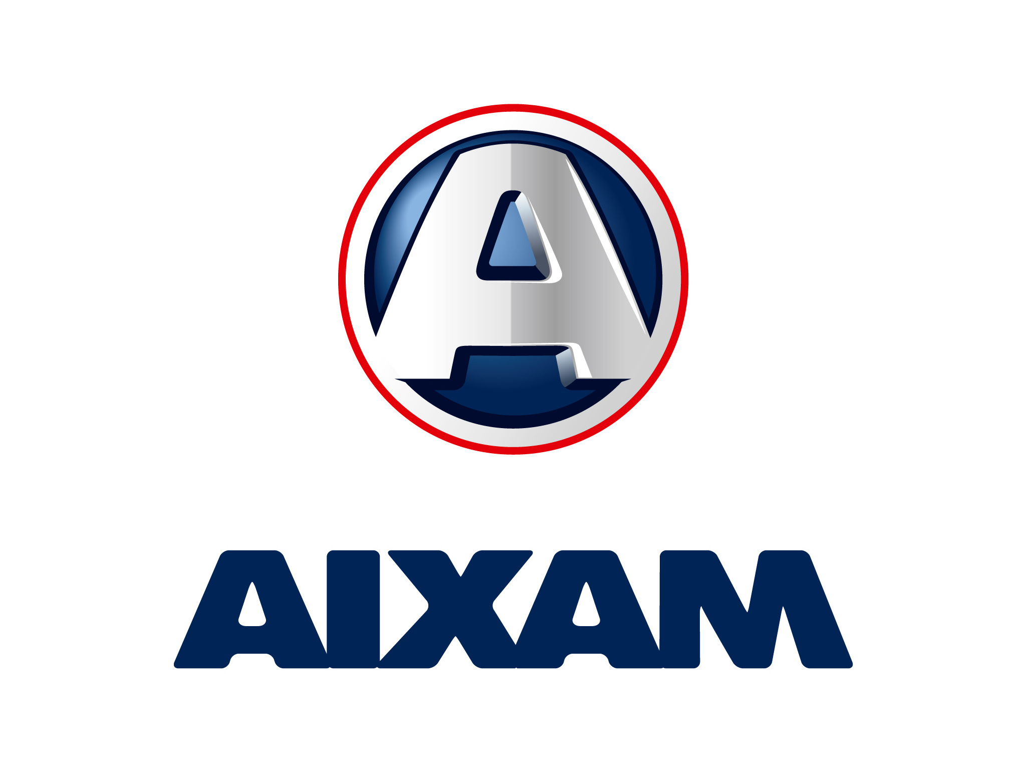 Aixam Logo Wallpaper