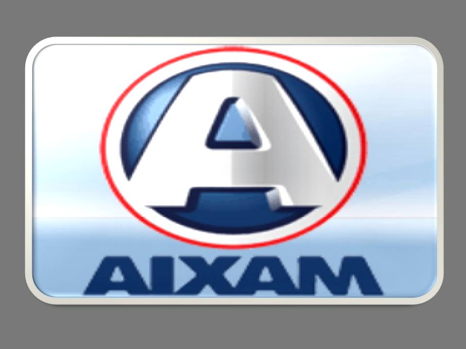 Aixam Symbol Wallpaper