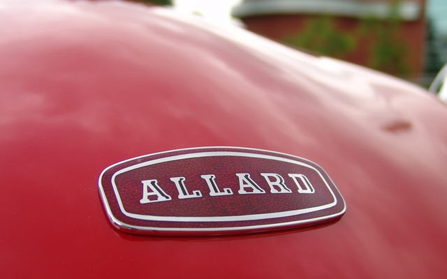 Allard badge Wallpaper