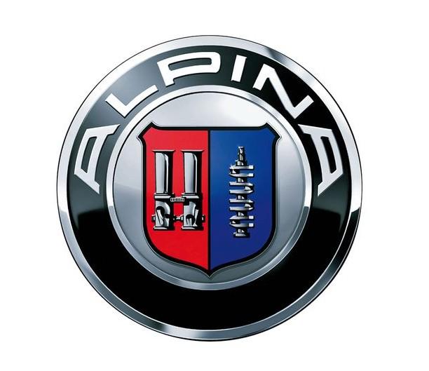 Alpina Logo Wallpaper