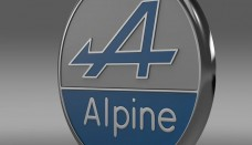 Alpine Logo 3D