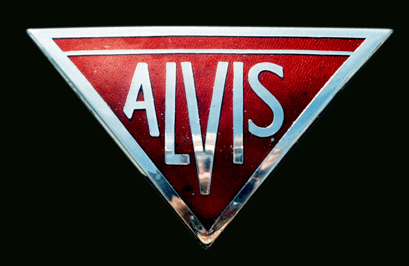 Alvis Logo Wallpaper