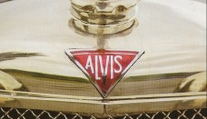 Alvis badge