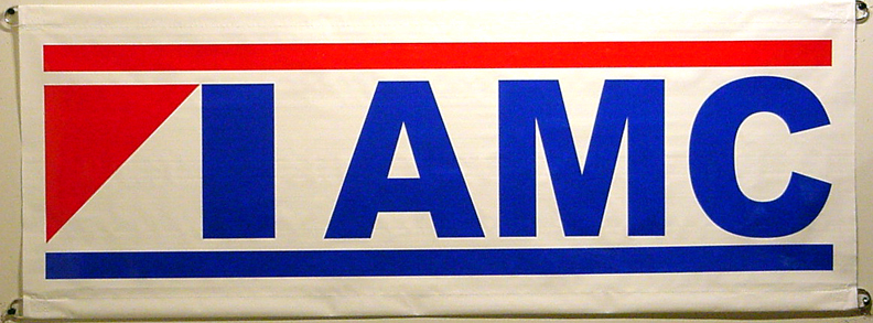 American Motors Logo 3D Wallpaper