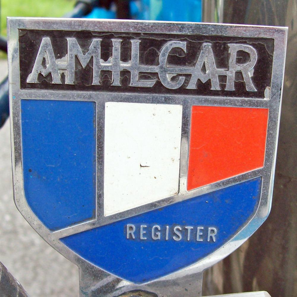 Amilcar Logo 3D Wallpaper