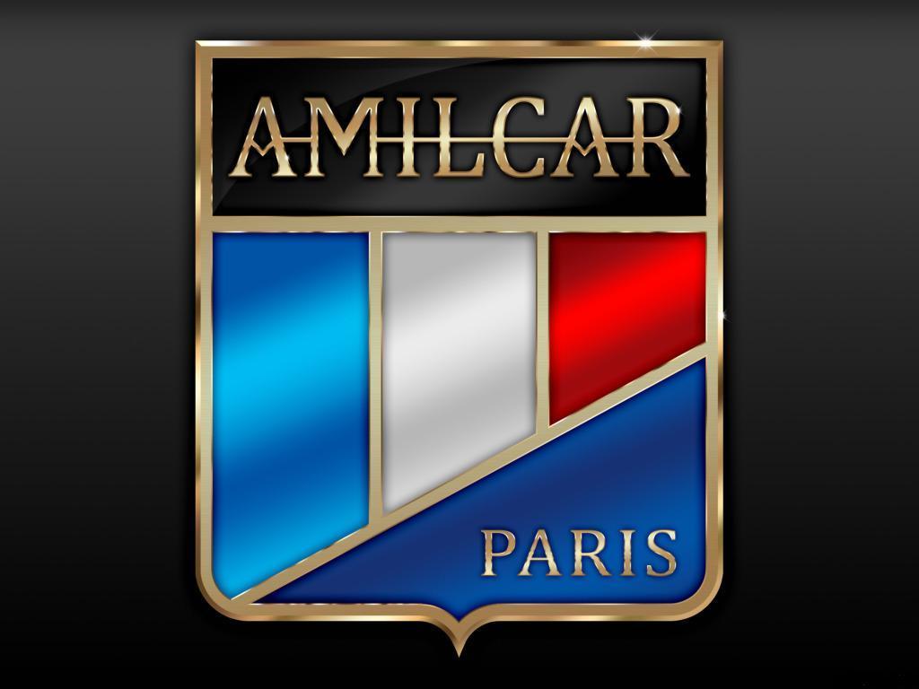 Amilcar Logo Wallpaper