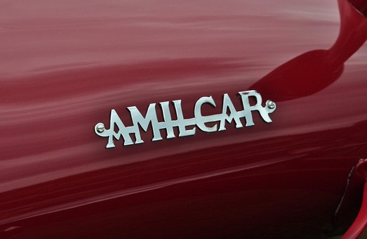 Amilcar badge Wallpaper