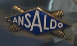 Ansaldo Logo 3D