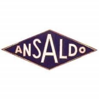 Ansaldo Logo Wallpaper