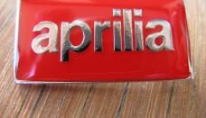 Aprilia badge