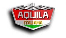 Aquila Italiana Logo 3D