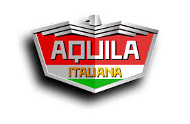 Aquila Italiana Logo 3D Wallpaper