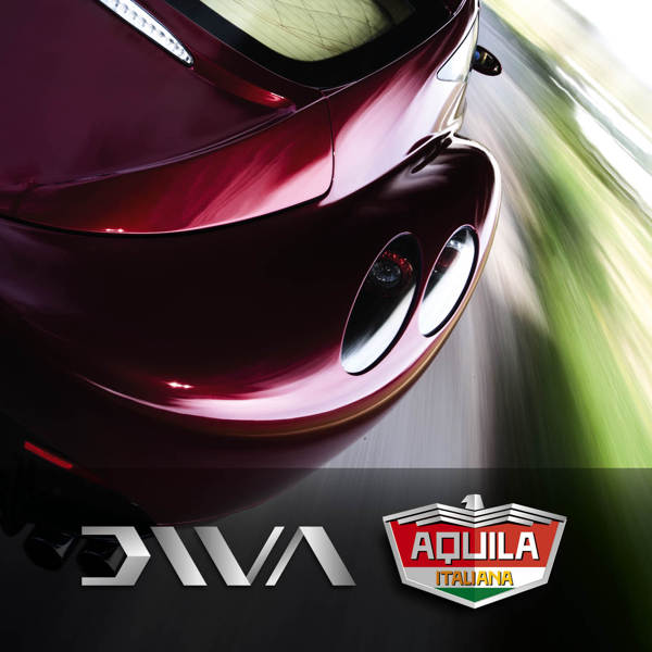 Aquila Italiana branding Wallpaper