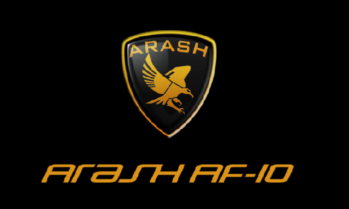 Arash branding Wallpaper