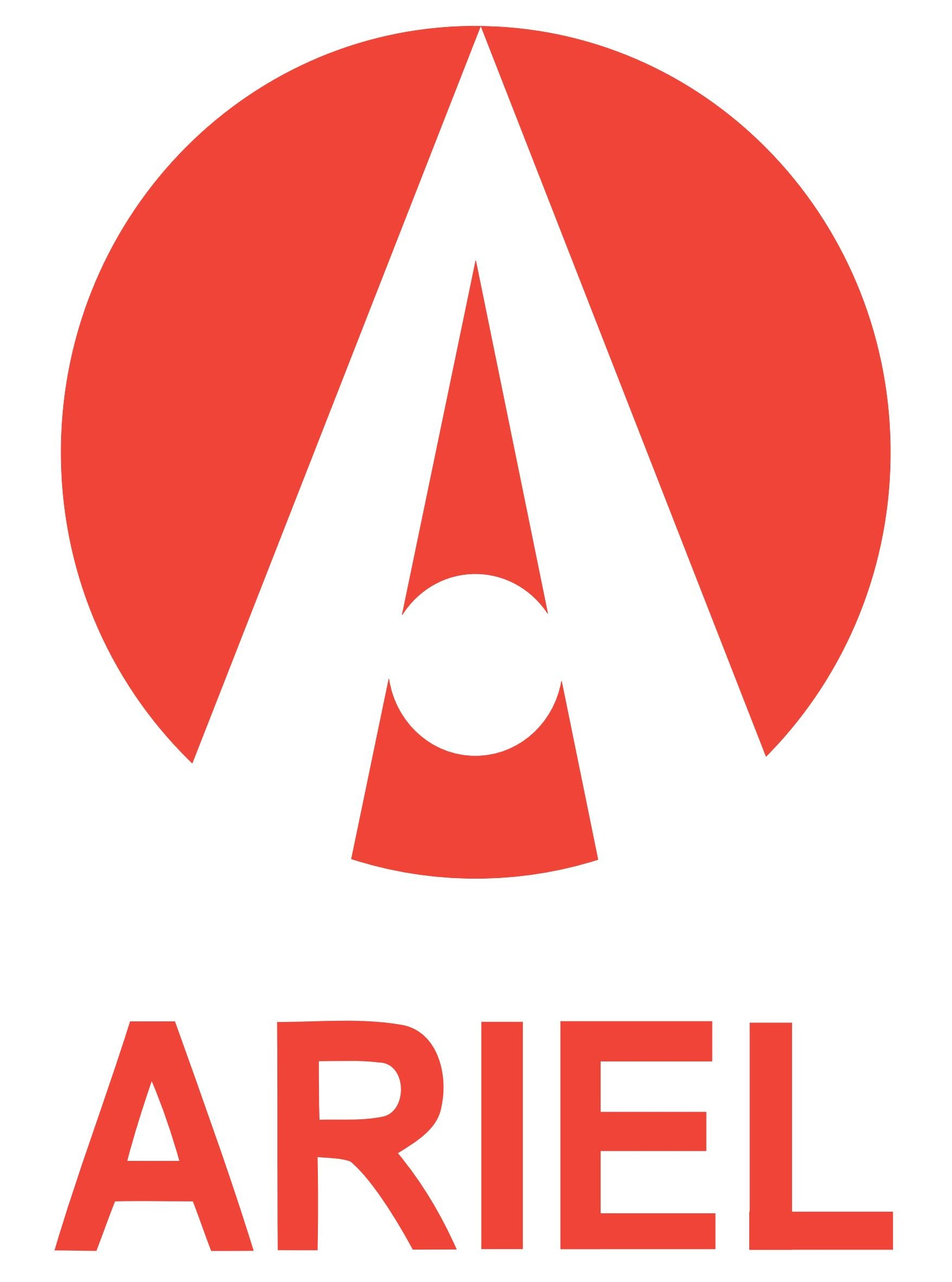 Ariel Logo Wallpaper