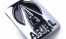 Ariel badge