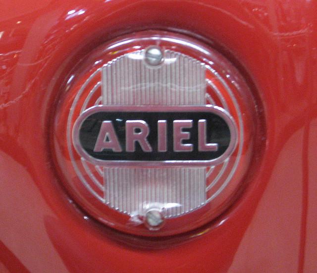 Ariel emblem Wallpaper