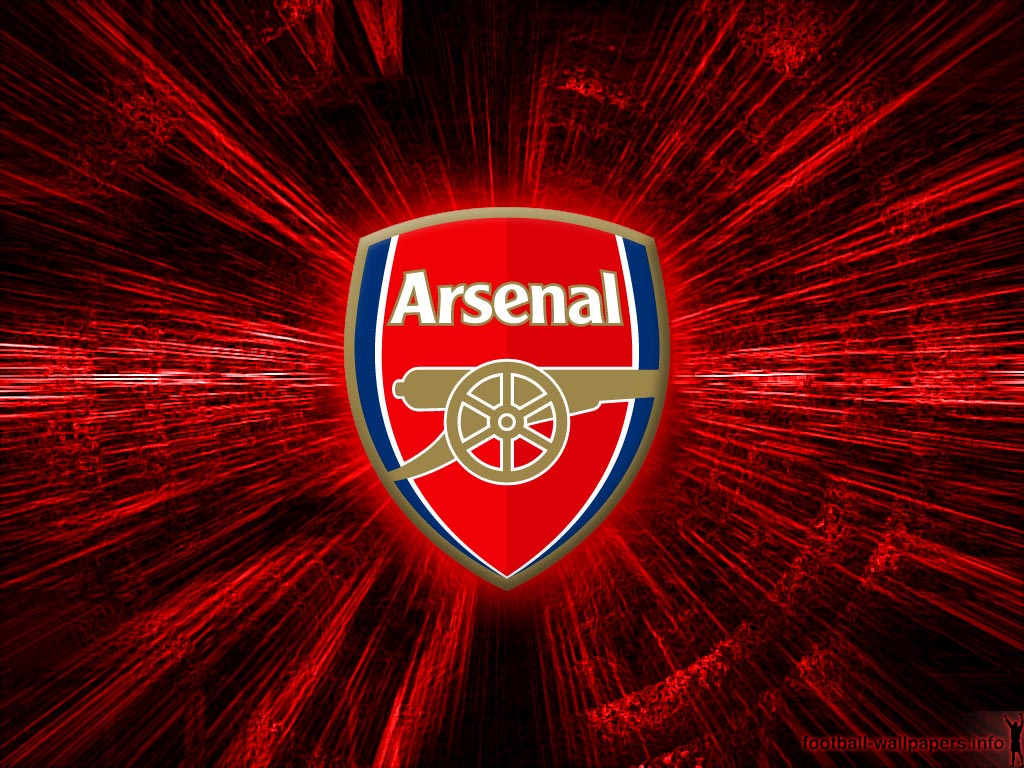 Arsenal FC Symbol Wallpaper