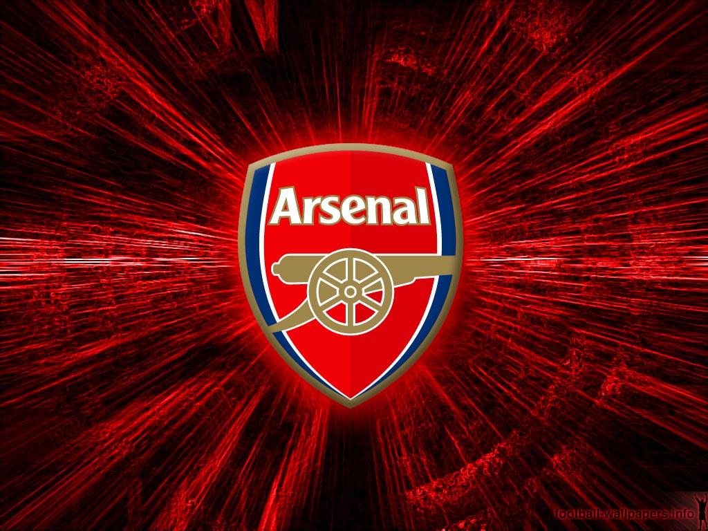 Arsenal FC Symbol Wallpaper