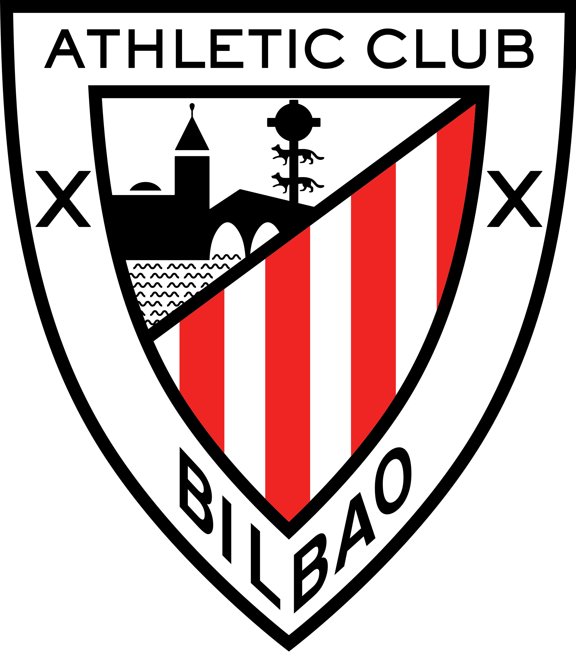 Athletic Club Logo 3D Wallpaper