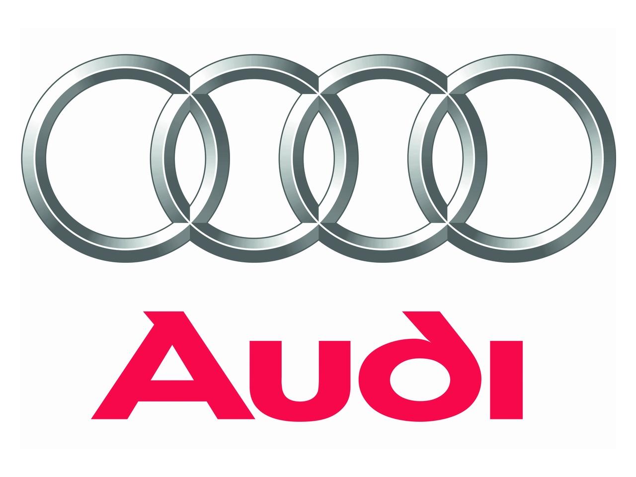Audi symbol Wallpaper