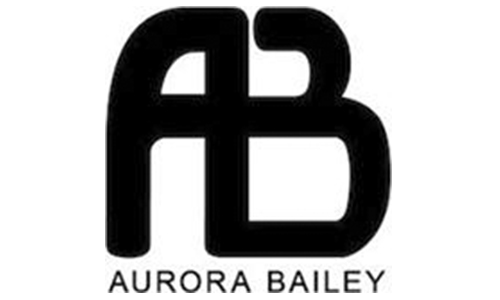 Aurora Bailey Logo 3D Wallpaper