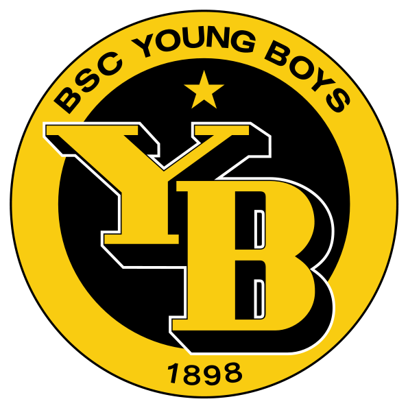BSC Young Boys Logo 3D Wallpaper