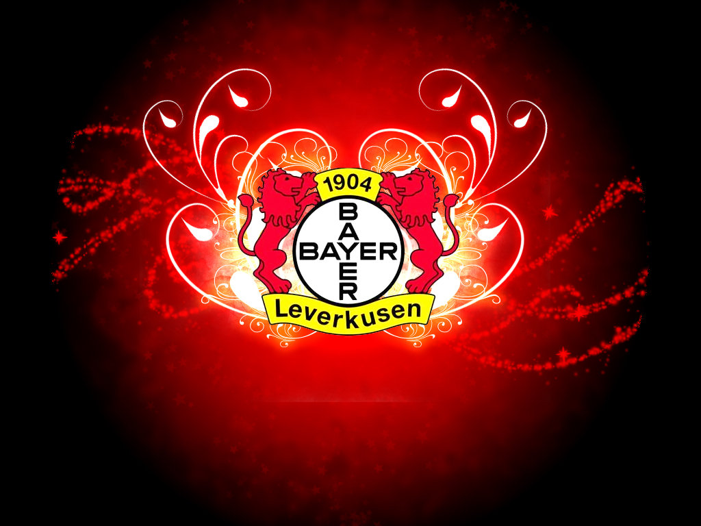 Bayer 04 Leverkusen Symbol Wallpaper
