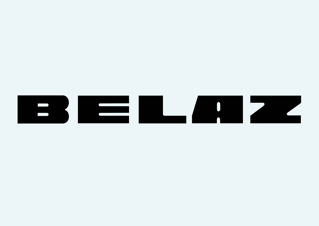 Belaz Symbol Wallpaper