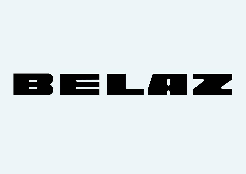 Belaz Symbol Wallpaper