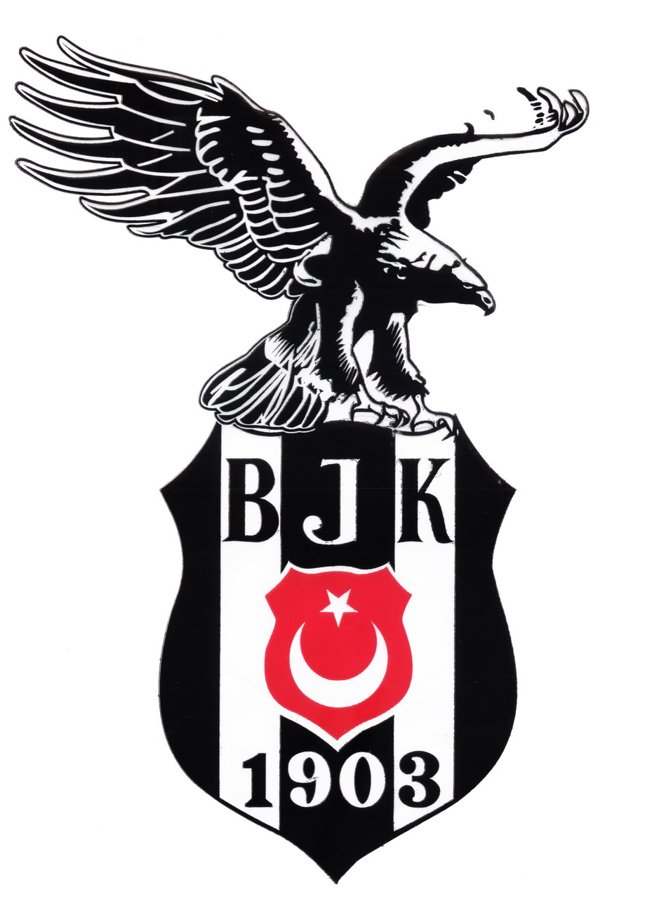 Besiktas JK Logo Wallpaper