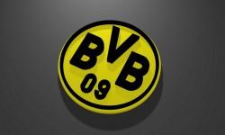 Borussia Dortmund Logo 3D