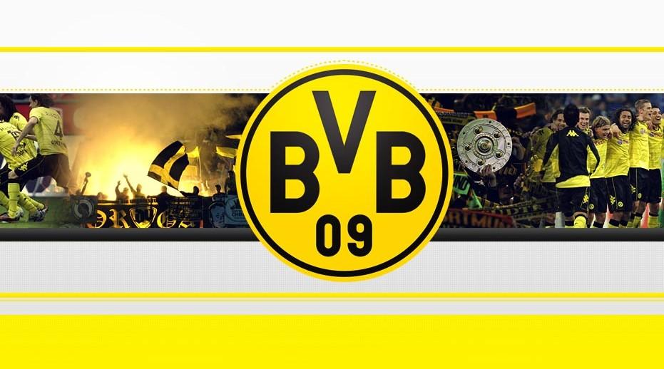 Borussia Dortmund Logo Wallpaper