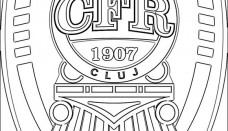 CFR 1907 Cluj Logo