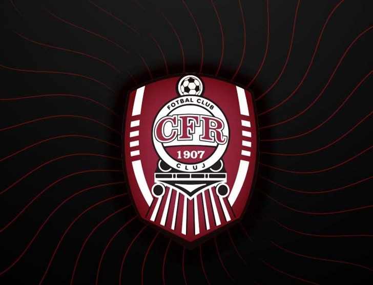 CFR 1907 Cluj Symbol Wallpaper