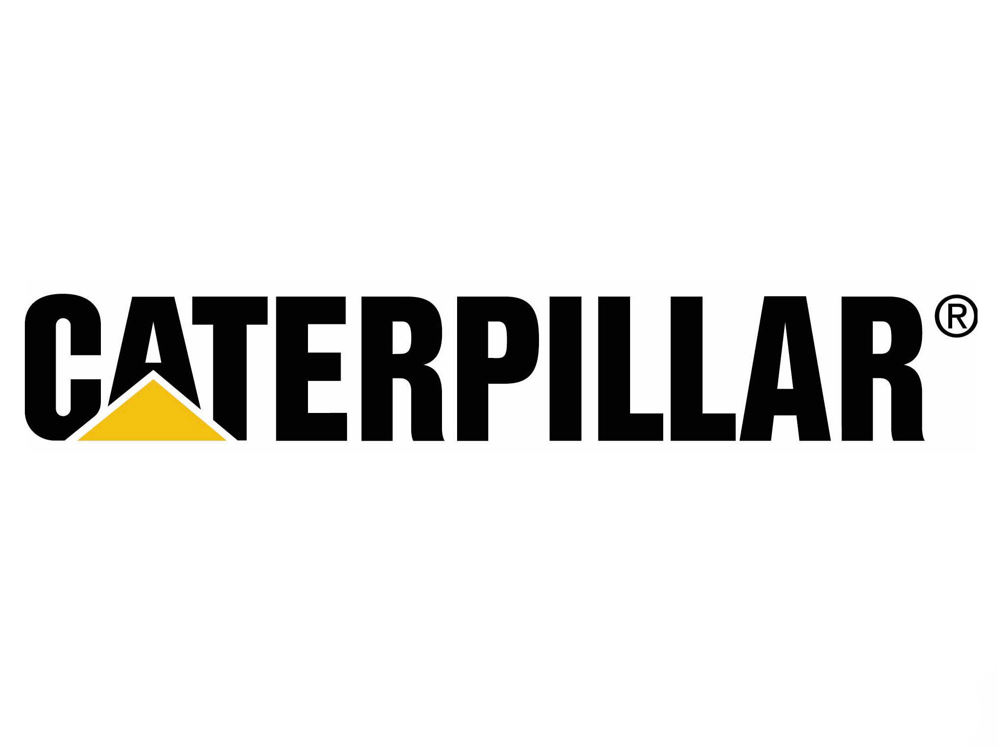 Caterpillar Logo Wallpaper