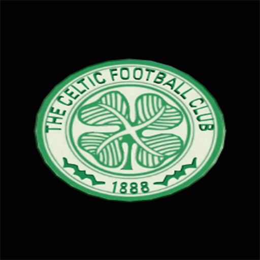 Celtic FC Logo 3D Wallpaper