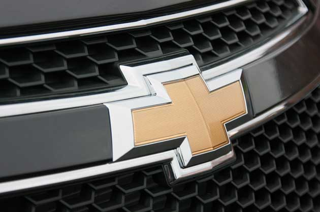 Chevrolet badge Wallpaper