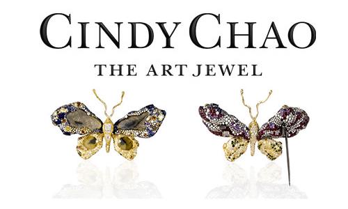 Cindy Chao Logo 3D Wallpaper