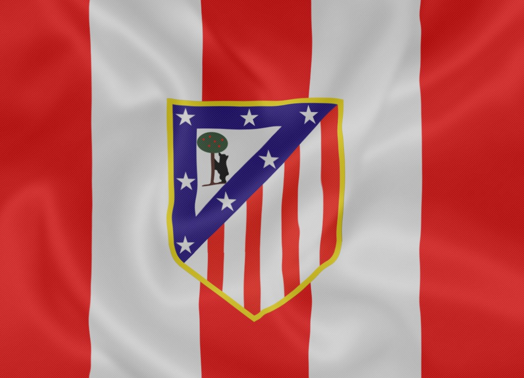 Club Atletico de Madrid Symbol Wallpaper