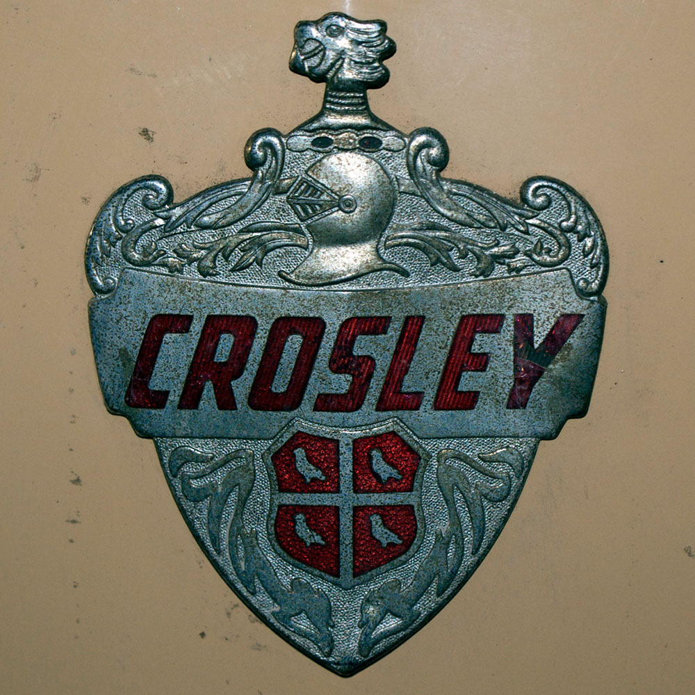 Crosley Logo 3D Wallpaper