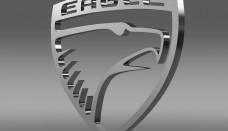 Eagle Logo 3D