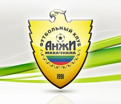 FC Anji Makhachkala Logo 3D Wallpaper