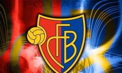 FC Basel 1893 Logo 3D