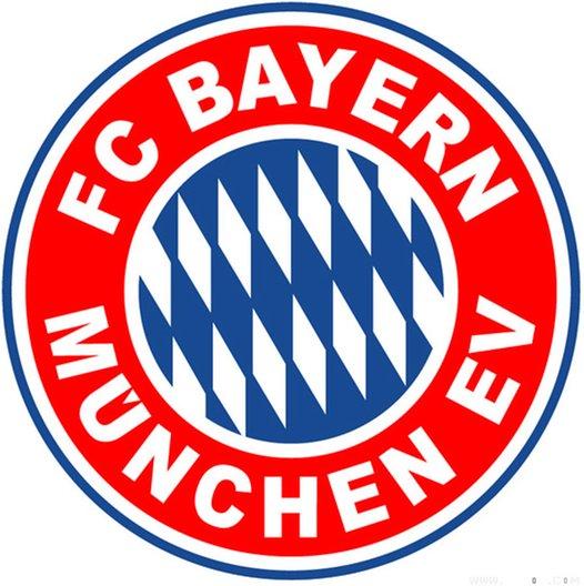 FC Bayern München Logo Wallpaper