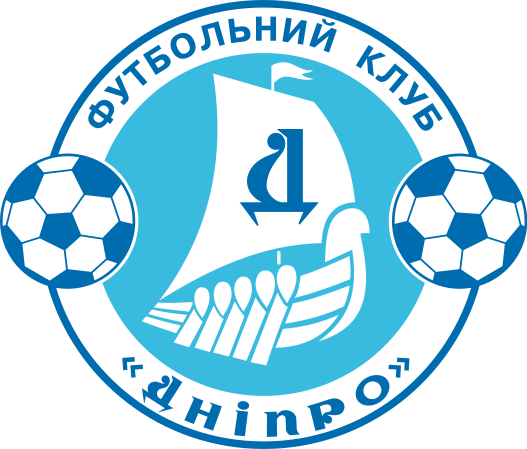 FC Dnipro Dnipropetrovsk Logo Wallpaper